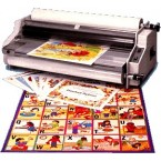 "The Educator 25"" Roll Laminator - Ledco"