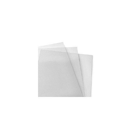 "Crystal Clear Covers - 8.5"" X 11"" Square Corners"