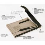 OffiTrim 1512 Paper Cutter