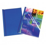 Thermal Presentation Covers - Blue Back - 10 Covers