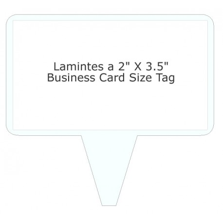 Insertable Label Laminating Pouches